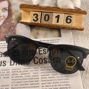NWT RB3016 Tortoiseshell Black Sunglasses 51mm